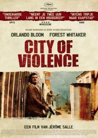 Inlay van City Of Violence