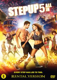Inlay van Step Up 5: All-in