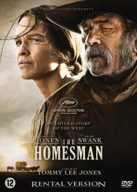 Inlay van The Homesman