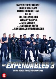 Inlay van The Expendables 3