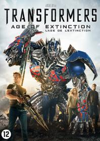 Inlay van Transformers 4: Age Of Extinction