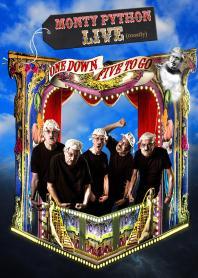 Inlay van Monty Python: Mostly Live