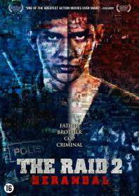 Inlay van The Raid 2