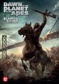 Inlay van Dawn Of The Planet Of The Apes