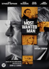 Inlay van A Most Wanted Man