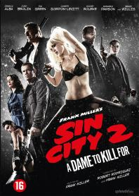 Inlay van Sin City 2: A Dame To Kill For