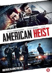 Inlay van American Heist