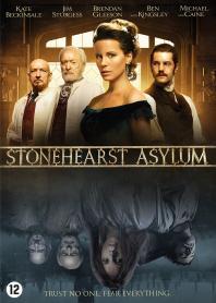 Inlay van Stonehearst Asylum