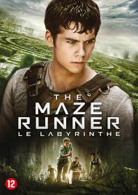 Inlay van The Maze Runner