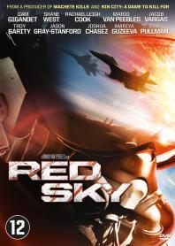 Inlay van Red Sky