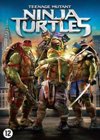 Inlay van Teenage Mutant Ninja Turtles