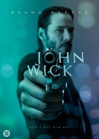 Inlay van John Wick