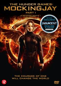Inlay van The Hunger Games: Mockingjay, Part 1