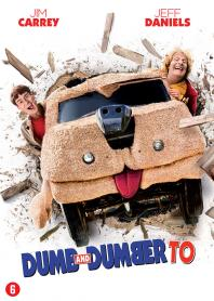 Inlay van Dumb And Dumber To