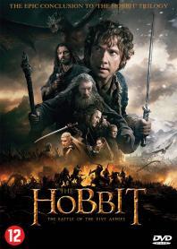 Inlay van The Hobbit 3: The Battle Of The Five Armies