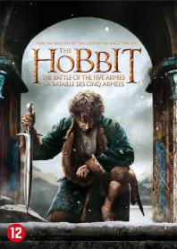 Inlay van The Hobbit 3: The Battle Of The Five Armies