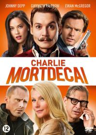 Inlay van Charlie Mortdecai