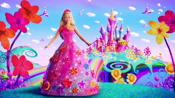 barbie en de geheime deur film