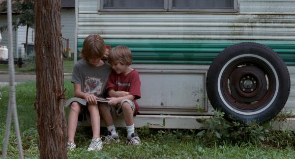 Screenshot van Boyhood