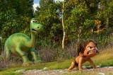 Screenshot van The Good Dinosaur
