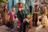 Screenshot van Alice Through The Looking Glass