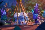 Screenshot van De Smurfen En Het Verloren Dorp