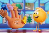 Screenshot van The Emoji Movie