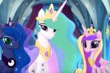 Screenshot van My Little Pony