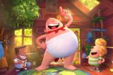 Screenshot van Captain Underpants: First Epic Movie