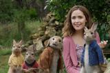 Screenshot van Peter Rabbit