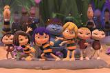 Screenshot van Maya 2: De Honingspelen