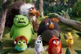 Screenshot van Angry Birds 2