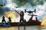 Screenshot van Resident Evil: Retribution
