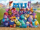 Screenshot van Monsters University
