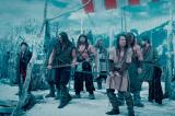 Screenshot van Vikingdom: The Blood Eclipse