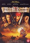 Inlay van Pirates of the Caribbean