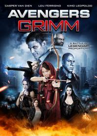 Inlay van Avengers Grimm
