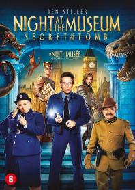 Inlay van Night At The Museum: Secret Of The Tomb