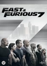Inlay van Fast & Furious 7