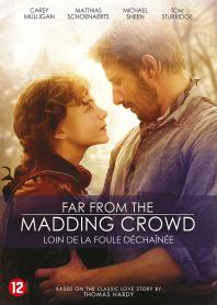 Inlay van Far From The Madding Crowd