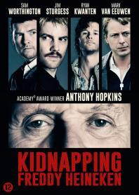Inlay van Kidnapping Freddy Heineken