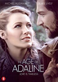 Inlay van The Age Of Adaline