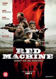 Inlay van Red Machine