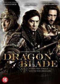 Inlay van Dragon Blade