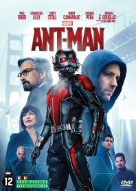Inlay van Ant-man