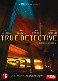 Inlay van True Detective, Seizoen 2