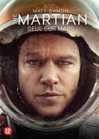 Inlay van The Martian