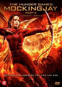Inlay van The Hunger Games: Mockingjay, Part 2