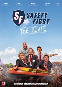 Inlay van Safety First - The Movie