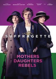Inlay van Suffragette